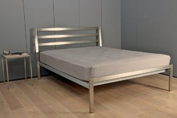 Silver Stainless Steel Beds, For Hostel