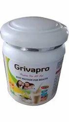Grivapro Protein Powder, Packaging Size: 200g, Prescription