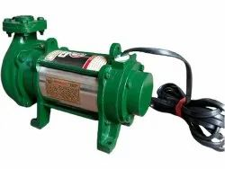 Less than 15 m Single Phase 1 H.P. Mini Open Well Submersible Pump with Copper Rotor
