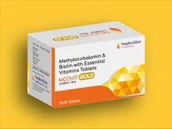Mcovit Gold, 10 X 10 Tablets