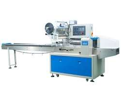 SS Detergent Soap Wrapping Machine