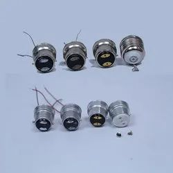 1 inch SS LED Bulb B 22 Cap Nickel, For Plumbing Pipe, Head Type: Round