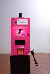 Menstrual Sanitary Pad Disposal Machine
