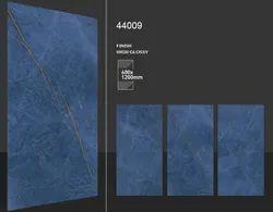 Blue Matt Finish Tiles