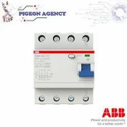 ABB F204 AC-40/0,03 - 4 Pole RCCB