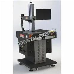 Automatic Steel Laser Marking Machine