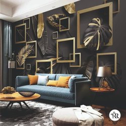 3D Wallpaper Designing Service