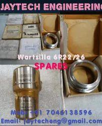 Wartsilla 6R22 / 26发动机和船舶备件