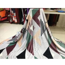 Stylish Single Bed AC Blanket