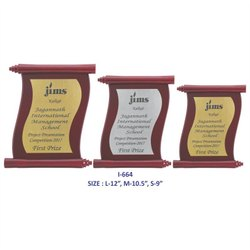 Stylish Wooden Memento