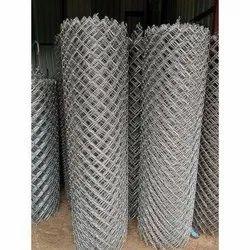 Galvanised Iron (GI) Chainlink Fence