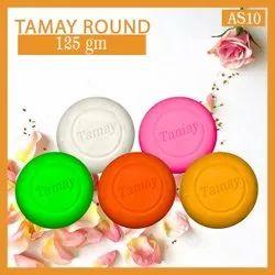 Tamay Round Beauty Soap