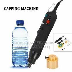 Manual Handheld Bottle Capping Machine