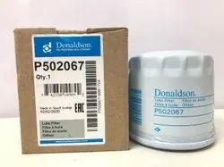 P502067 Donaldson Lube Filter Spin On Full Flow