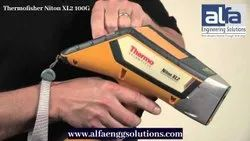 Handheld XRF ThermoNiton XL2 100G PMI Machine