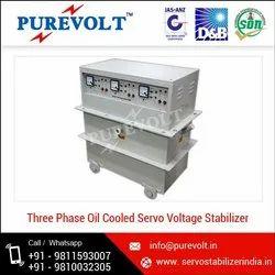 100 Kva Outdoor Servo Voltage Stabilizer