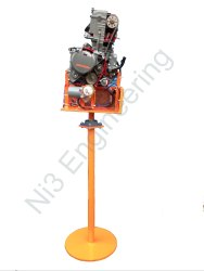 Single Cylinder Four Stroke Engine Actual Cut Section
