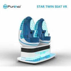 VR 360 Egg Chair Game Machine