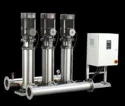 Hydro Pneumatic System