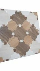 Decorative Ceramic Wall Tiles, Thickness: 10 mm, Size: 1x1 Feet