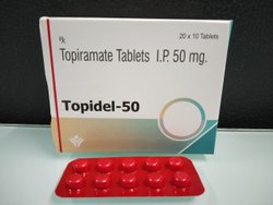 Topirate Tablets I.p. 50 Mg.
