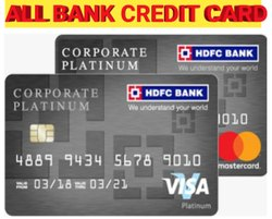 All Bank Credit Cards