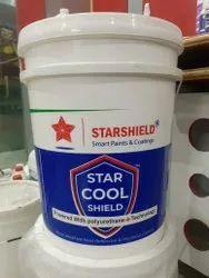StarShield Matt Star Cool Shield Emulsion Paint 9.1 Ltr, For Interior Walls, Bucket