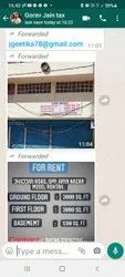 Commercial Site for Rent