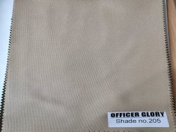 Uniform Fabric Khaki