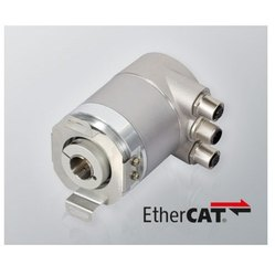Series HM10 Ethercat Multiturn Absolute Blind Hollow Shaft Encoder