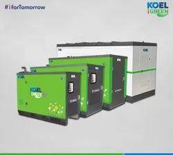 15kva Kirloskar Diesel Generator, 3 Phase