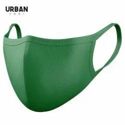 Reusable Cotton Green Mask