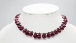 AAA+ Fine Quality 12 Natural African Ruby GF Smooth Drops Shape 38 Pieces Stone Beads 1 Strand