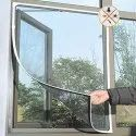 Magnetic Mosquito Window Net
