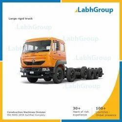 大型刚性卡车,排放标准:BS6, GVW(总重):15吨以上