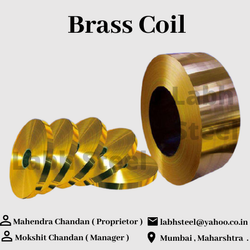 Brass Coils, For Industrial