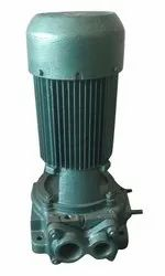 Single Phase Floor 1 HP High Speed Centrifugal Water Pump, Power: <10 KW, 240 V