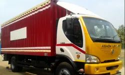 PUF Insulated Refrigeration Containers