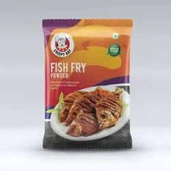 Crspy Day Fish Fry Powder, Packaging Size: 100 g, Packaging Type: Packets