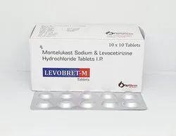 Montelukast Sodium and Levocetrizine Hydrochloride Tablets IP