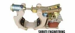 Shruti Cast Iron Crane Hoist Drum Brake, For Gantry