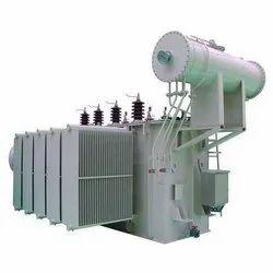 Three Phase 3MVA Dry Type/Air Cooled VPI Transformer