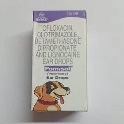 Pomisol Ear Drop