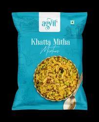 Agvit Khatta Meetha Mixture Namkeen, Packaging Size: 180gm
