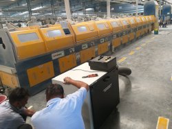 Mild Steel ESP Consultation & Installation Service, Automation Grade: Semi Automatic