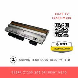 Zebra ZT230 203 DPI Print Head