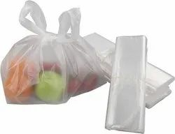 White Colored Biodegradable Bag