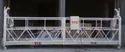800 Kg Rope Suspended Platform Rental Service