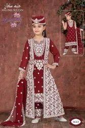 Jorjet Festive Wear Halima Sultan For Girls 6 To 18 Years, Size: 38