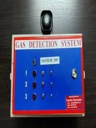 Ammonia Gas Leak Detection System